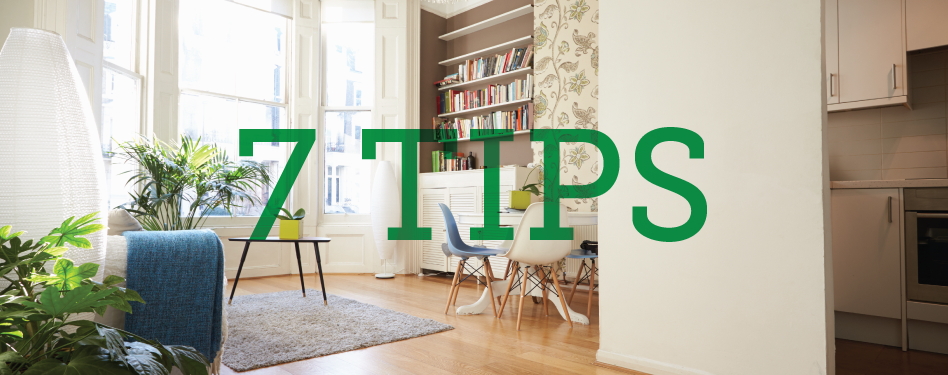 7 green tips to go eco friendly with your home decor for Green home guide