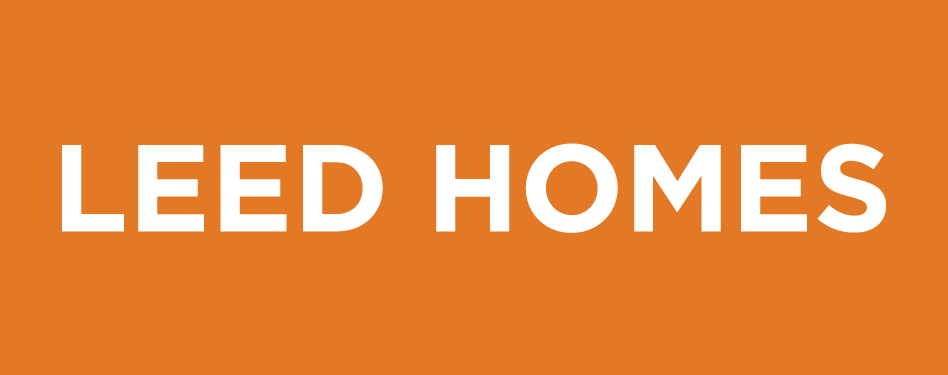 Getting started with leed for homes green home guide for Leed for homes provider
