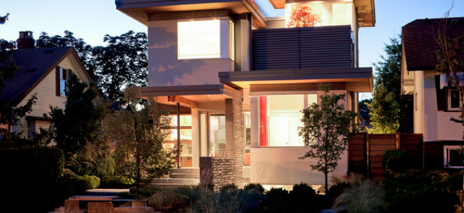 Green grows up the many faces of today 39 s leed homes for Green home guide