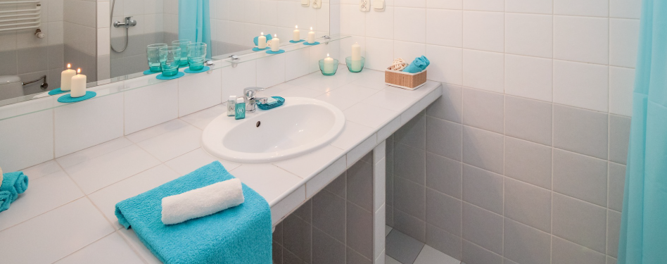 Ecofriendly countertop options for the bathroom green for Green home guide