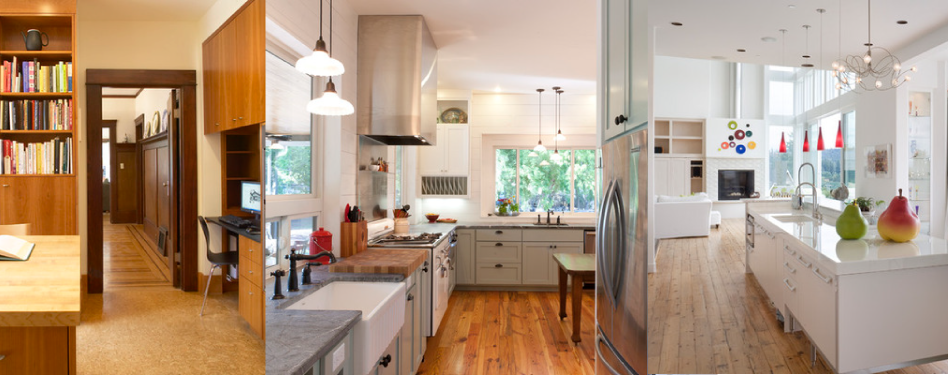 How to choose flooring for your eco-friendly kitchen | Green Home ...
