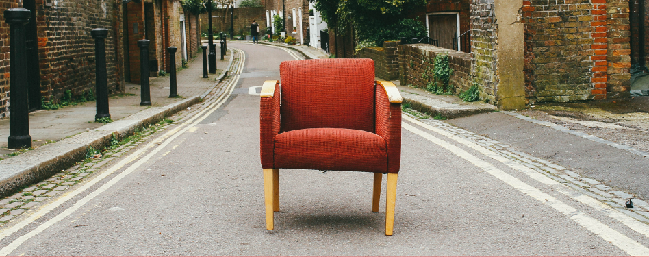 5 Ways To Recycle Your Old Furniture
