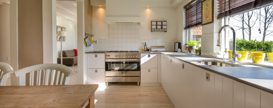How To Light Your Kitchen The Ecofriendly Way Green Home Guide